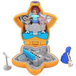 Mattel Polly Pocket Ο Κόσμος Της Polly Mini Σετάκια - Κονσέρτο GCD62 / FRY32 887961638127