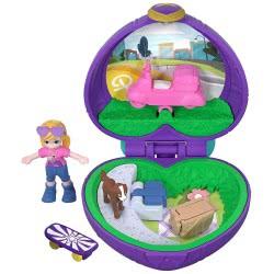Mattel Polly Pocket Ο Κόσμος Της Polly Mini Σετάκια - Πικνίκ GCD62 / FRY30 887961638158