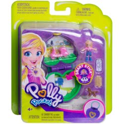 Mattel Polly Pocket Mini Places - Picnic GCD62 / FRY30 887961638158