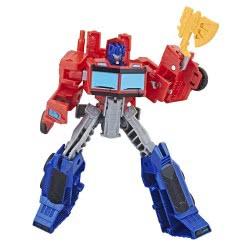 Hasbro Transformers Cyberverse Warrior Class Optimus Prime E1884 / E1901 5010993507238