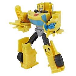Hasbro Transformers Cyberverse Warrior Class Bumblebee E1884 / E1900 5010993507184
