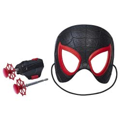 Hasbro Spiderman: Into the Spider-verse Miles Morales Εξοπλισμός Αποστολών E2844 / E2896 5010993514892