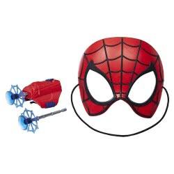 Hasbro Spiderman: Into The Spider-Verse Σπάιντερμαν Εξοπλισμός Αποστολών E2844 / E2895 5010993514878