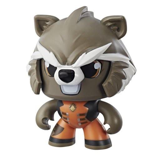 Hasbro Marvel Mighty Muggs Rocket Raccoon E2122 / E2197 5010993481149