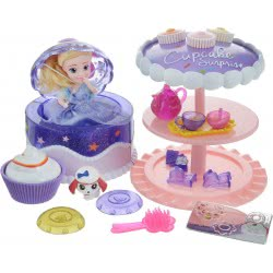 Just toys Cup Cake Surprise Tea Party Cake - Colors 1136 8886457611363