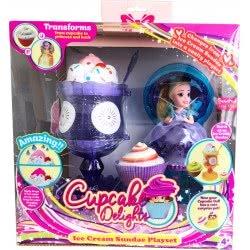 Just toys Cup Cake Surprise Παγωτό Ice Cream Sundae - 2 Χρώματα 1140 8886457611400