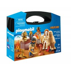 Playmobil Ancient Egyptian Treasure Carry Case 9542 4008789095428