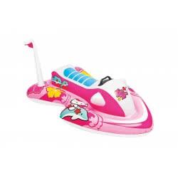 INTEX Φουσκωτό Jet Ski Water Gun Spaceship Ride-Ons Hello Kitty 57522 078257575220
