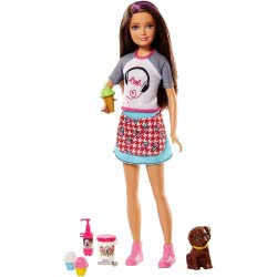 Mattel Barbie Αδελφούλες Επαγγέλματα: Skipper Κούκλα Με Κουταβάκι FHP61 / FHP62 887961526912