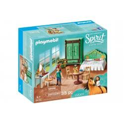 Playmobil Spirit Το Υπνοδωμάτιο της Lucky 9476 4008789094766