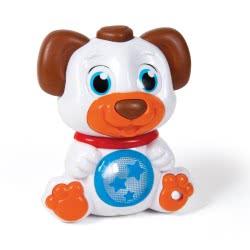 Clementoni baby Baby Toy Happy Puppy 1000-17239 8005125172399