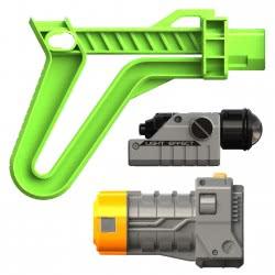 Silverlit Laser M.A.D Αξεσουάρ 20M Sniper Kit - 2 Χρώματα 7530-86847 4891813868477