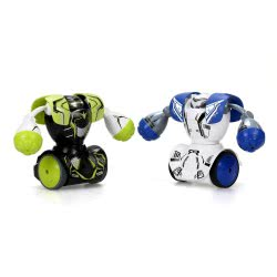 Silverlit Robo Kombat Set of 2 Remote Controlled Robots 7530-88052 4891813880523