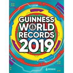 ΜΙΝΩΑΣ Guinness World Records 2019 Ρεκόρ Γκίνες 30311 9786180210989