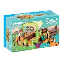 Playmobil Η Lucky Με Το Άλογο Spirit 9478 4008789094780