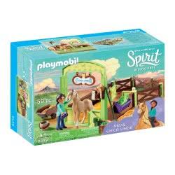 Playmobil Η Pru Με Το Άλογο Chica Linda 9479 4008789094797