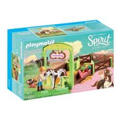 Playmobil Η Abigail Με Το Άλογο Boomerang 9480 4008789094803