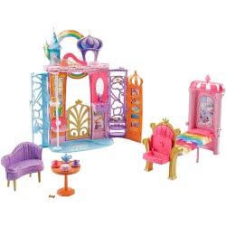 Mattel Barbie Dreamtopia Παραμυθένιο Καστράκι - Βαλιτσάκι FTV98 887961652611