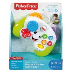 Fisher-Price Laugh and Learn Εκπαιδευτικό Χειριστήριο FWG22 887961673562