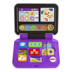 Fisher-Price Laugh And Learn Εκπαιδευτικό Laptop FXK48 887961693669