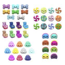 Mattel Pooparoos - Τουαλετοφατσάκια Surpriseroos FWN06 887961678987