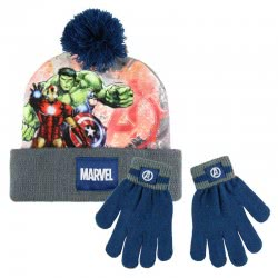 Cerda Marvel Avengers Hat, Gloves 2200003219 8427934199976