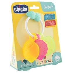 Chicco Air Fruit Salad Rattle Y02-09368-00 8058664088805
