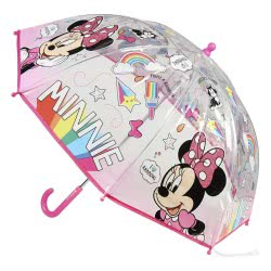 Cerda Minnie Mouse Kids Umbrella Pink Transparent 71 Cm 2400000476 8427934200740
