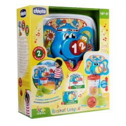 Chicco Happy Basket League Toy Z01-09343-00 8058664087303