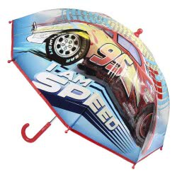 Cerda Cars 3 - Αυτοκίνητα I am Speed Ομπρέλα Παιδική Γαλάζια 71 εκ 2400000400 8427934198672