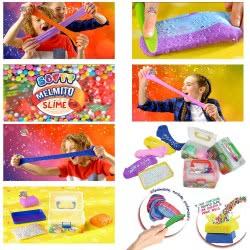 Gama Brands Softy Slime Melmito Χλαπάτσα Σε Μαγικό Μπαούλο - Τυχαία Επιλογή 10406800 6579684277922