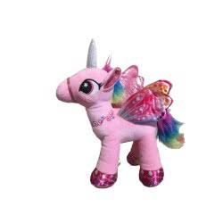 Gama Brands Plush Unicorn 28cm - 3 Colours 11290014 5212021900145