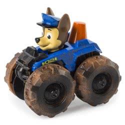 GIOCHI PREZIOSI Paw Patrol Κουταβάκια Διασώστες Rescue Monster Truck - 6 Σχέδια PWP76000 8056379068044