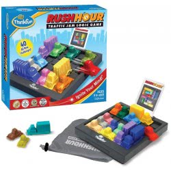 ThinkFun Logic Game Rush Hour 005000 019275050009