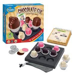 ThinkFun Παιχνίδι Λογικής Chocolate Fix 001530 019275015305