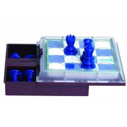 ThinkFun Logic Game Solitaire Chess 003400 019275034009