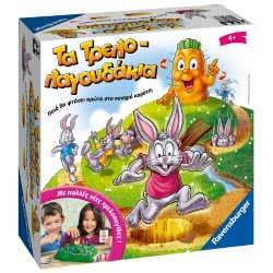 Ravensburger Family Board Game Tune Rabbits 21436 4005556214365