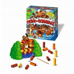 Ravensburger Family Board Game Billy The Bawler 22338 4005556223381