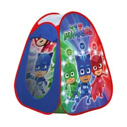 John PJ Masks My Starlight Magic Tent With 13 LED Lights 77212 4006149772125