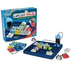 ThinkFun Παιχνίδι Λογικής Circuit Maze 001008 019275010089