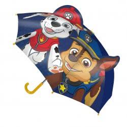 Cerda Paw Patrol Marshall And Chase Kids Umbrella Blue 71 Cm 2400000414 8427934228195