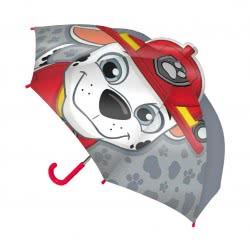 Cerda Paw Patrol Marshall Kids Umbrella Grey - Red 71 cm 2400000414 8427934228164