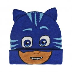 Cerda PJ Masks - Πιτζαμοήρωες Σκουφάκι Cat Boy 2200003540 8427934227037