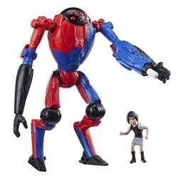 Hasbro Spider-man: Into the Spider-verse SP/DR και Peni Parker E2840 / E2888 5010993505319