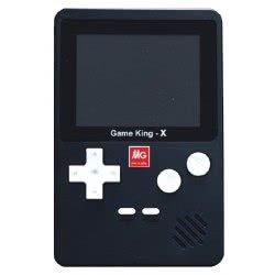 MG TOYS Κονσόλα Χειρός Game King - X 16Bit 200 Games - 2 Χρώματα 406032 5204275060324