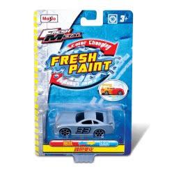 Maisto Fresh Metal Αυτοκινητάκια Αλλάζουν Χρώμα - 4 Σχέδια 15107 090159151074