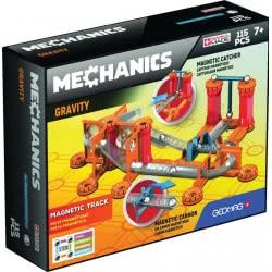 Geomag Mechanics Gravity Race Track 115Pcs PF.530.772.00 871772007722