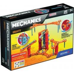 Geomag Mechanics Gravity Motor System 169Pcs PF.530.773.00 871772007739
