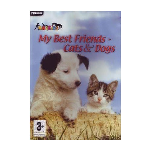 EA GAMES PC My Best Friends Cats and Dogs