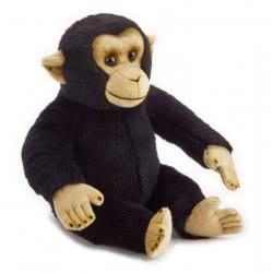 LELLY National Geographic Χιμπατζής 770836 8004332708360